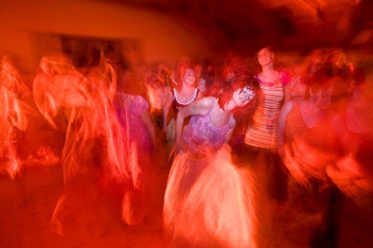 tanec skupinka II